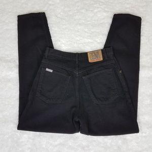 "Vintage 90's Zena High Rise Mom Jeans Sz 11 30"""
